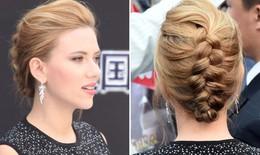 11 kiểu tóc cho nàng đi dự tiệc cưới