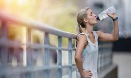 Tác dụng giảm cân của nước