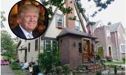 Bán đấu giá căn nhà thời thơ ấu của Tổng thống Trump