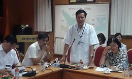 6 bệnh nhân tử vong tại BVĐK tỉnh Hòa Bình: Bộ Y tế đang tập trung tìm nguyên nhân, khắc phục hậu quả