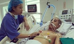 Gia cảnh nghèo khổ của chàng trai 19 tuổi hôn mê sâu do xuất huyết não