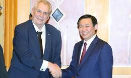 Việt Nam đầu tư hơn 5 triệu USD tại Czech, chủ yếu về bất động sản