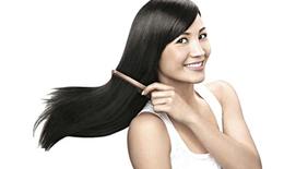 Chế độ ăn để có mái tóc đẹp
