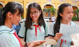TP HCM công bố điểm chuẩn lớp 10 công lập