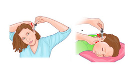 Thuốc nhỏ tai: Dùng thế nào cho đúng?