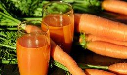 Lợi ích của nước ép cà rốt