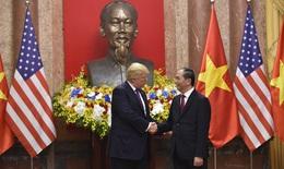 Chùm ảnh Tổng thống Hoa Kỳ Donald Trump tại Việt Nam