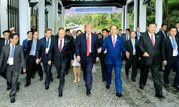 Tổng thống Mỹ Donald Trump: Việt Nam là một trong những nền kinh tế phát triển nhanh nhất thế giới
