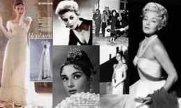 Thời trang và các minh tinh thời hoàng kim Hollywood bên dòng Tevere