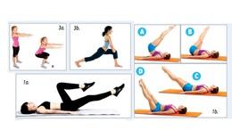 3 bài tập thể dục tốt cho người suy giãn tĩnh mạch