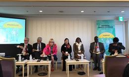 Bộ trưởng Bộ Y tế tham dự Diễn đàn Bao phủ Sức khỏe toàn dân ở Nhật Bản