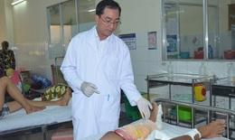 BVĐK Kiên Giang: Ghép thành công đoạn động mạch máu chân
