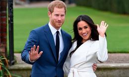 Khách mời đám cưới Hoàng tử Harry