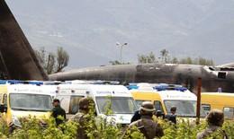 Algeria để quốc tang nạn nhân vụ rơi máy bay thảm khốc nhất lịch sử