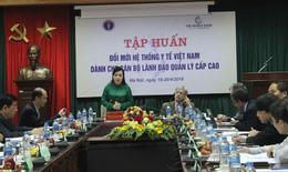 Bộ trưởng Y tế chia sẻ tầm quan trọng của đổi mới hệ thống y tế