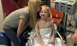Anh: Chuyện đời cổ tích của cậu bé 7 tuổi ghép 5 bộ phận tạng cùng lúc