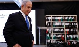 Gián điệp Israel lấy trộm nửa tấn dữ liệu hạt nhân của Iran