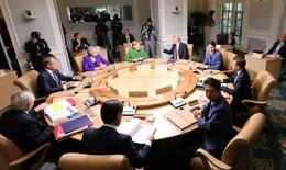 G7 ra tuyên bố chung