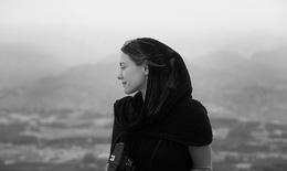 Nữ phóng viên ảnh dũng cảm