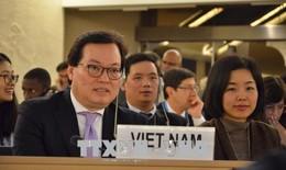 Việt Nam giới thiệu dự thảo nghị quyền về quyền phụ nữ ở khóa họp Liên Hợp Quốc