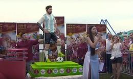 Tiệc mừng sinh nhật Messi ở ngoại ô Mát-x-cơ-va
