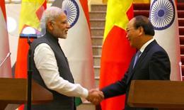 Việt Nam - Ấn Độ tăng cường quan hệ Đối tác chiến lược toàn diện