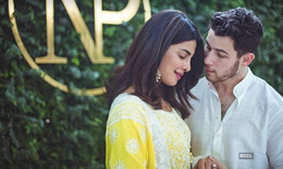 Hoa hậu Thế giới Priyanka Chopra đính hôn với Nick Jonas