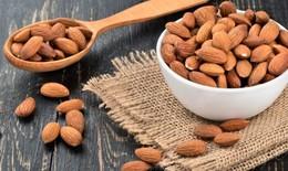 Ăn hạnh nhân vào bữa sáng, giảm cholesterol