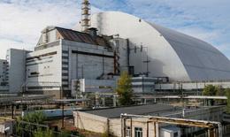 Ukraina xây nhà máy điện năng lượng mặt trời tại Chernobyl