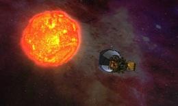 Phi thuyền NASA phá vỡ kỷ lục tiến gần tới mặt trời nhất