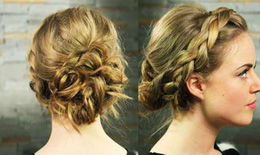 Mách bạn cách tết tóc, búi tóc kiểu Hy Lạp đẹp hút hồn