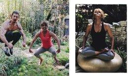 8 bài tập giảm mỡ bụng để có thân hình quyến rũ như Halle Berry