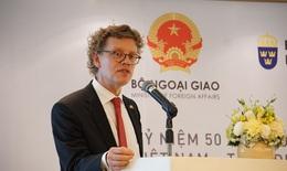 Nửa thế kỷ hành trình phát triển quan hệ Việt Nam-Thụy Điển