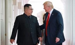 Tổng thống Mỹ Donald Trump hứa sẽ biến Triều Tiên thành một nền kinh tế mạnh