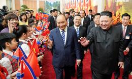 Chủ tịch Triều Tiên Kim Jong-un ấn tượng trước sự phát triển của Việt Nam