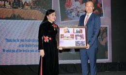 WHO và các đối tác tri ân sự đóng góp của Bộ trưởng Nguyễn Thị Kim Tiến