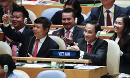 Việt Nam sẵn sàng cho năm Chủ tịch ASEAN và Ủy viên không thường trực Hội đồng Bảo an LHQ