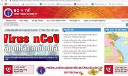 Thêm đường dây nóng Bộ Y tế tư vấn phòng chống dịch nCoV 1900 9095