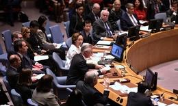 Hội đồng Bảo an LHQ bỏ phiếu để ngừng bắn ở Libya