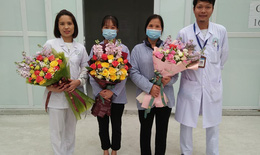 Bình Xuyên, Vĩnh Phúc: Điều trị khỏi thêm hai bệnh nhân COVID-19