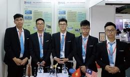 Học sinh Việt Nam đạt Huy chương Bạc cuộc thi sáng tạo và đổi mới quốc tế tại Malaysia
