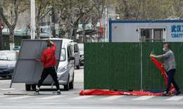 Trung Quốc sẽ dỡ bỏ phong tỏa Vũ Hán