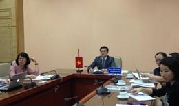 Việt Nam tham dự họp trực tuyến sáng kiến ACT-A ứng phó COVID-19 toàn cầu