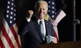 Bầu cử Tổng thống Mỹ 2020 live: Ông Joe Biden đắc cử Tổng thống Mỹ