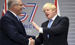 Anh muốn tận dụng cơ hội chủ tịch G7 để thúc đẩy thương mại tự do