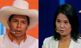 Hai ứng viên dẫn đầu bầu cử tổng thống Peru