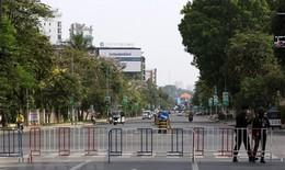 """Phnom Penh thiết lập các """"vùng đỏ"""""""
