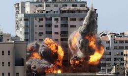 26/27 nước thành viên EU ủng hộ kêu gọi ngừng bắn ở Dải Gaza
