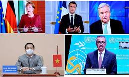 Việt Nam tham dự Đại hội đồng Y tế Thế giới lần thứ 74