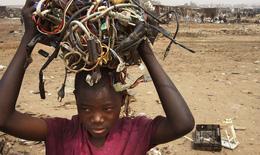 Rác thải điện tử ảnh hưởng tới sức khỏe của hàng triệu trẻ em